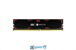 GOODRAM Iridium Black DDR4 4GB 2400MHz (IR-2400D464L15S/4G)