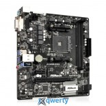 ASRock A320M-DGS (sAM4, AMD A320, PCI-Ex16)