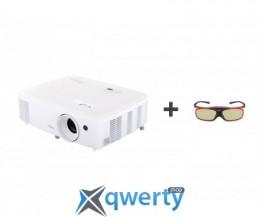 Optoma HD27 DLP + Очки 3D ZD302 DLP-Link(95.72J02GC0E + H1A3N0000004)