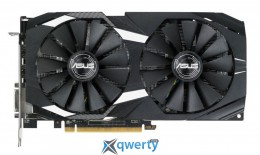 Asus PCI-Ex Radeon RX 580 Dual OC 4GB GDDR5 (256bit) (1380/7000) (DVI, 2 x HDMI, 2 x DisplayPort) (DUAL-RX580-O4G)