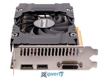 Inno3D GeForce GTX 1060 Compact 3GB GDDR5 (192bit) (1506/8000) (DVI, HDMI, 3xDisplayPort) (N1060-4DDN-L5GM)