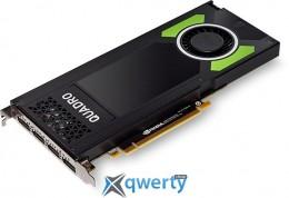 PNY PCI-Ex NVIDIA Quadro P4000 8GB GDDR5 (256bit) (4 x DisplayPort) (VCQP4000-PB/XVCQP4000-PB)