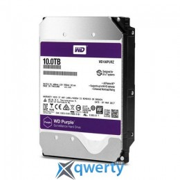 Western Digital Purple 10TB 256MB 5400rpm (WD100PURZ) 3.5