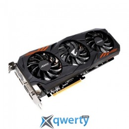 Gigabyte PCI-Ex GeForce GTX 1060 Aorus 6GB GDDR5 (192bit) (1607/9026) (DVI, HDMI, 3 x Display Port) (GV-N1060AORUS-6GD)