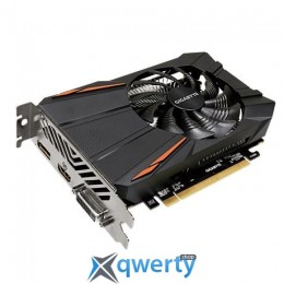Gigabyte PCI-Ex Radeon RX 550 D5 2GB GDDR5 (128bit) (1183/7000) (DVI, HDMI, Display Port) (GV-RX550D5-2GD)