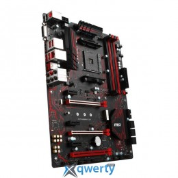 MSI X370 Gaming Plus (sAM4, AMD X370, PCI-Ex16)