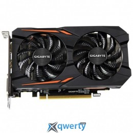 GIGABYTE PCI-Ex RADEON RX 560 4GB GDDR5 GAMING OC (128bit) (1300/7000) (DVI, DP, HDMI) (GV-RX560GAMING OC-4GD)
