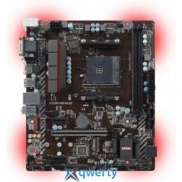 MSI A320M GRENADE (sAM4, AMD A320, PCI-Ex16)