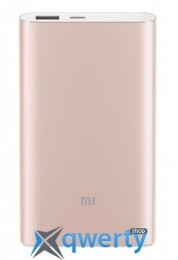 Xiaomi Mi power bank 10000mAh Pro Suit Gold ORIGINAL