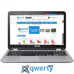 Asus VivoBook Flip TP501UQ (TP501UQ-FZ122T) Grey Metal