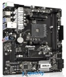 ASRock A320M-HDV (s-AM4 AMD A320, PCI-Ex16)