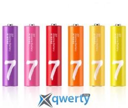 Rainbow AAA batteries 6 шт