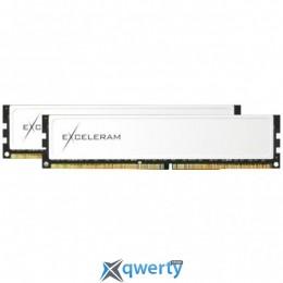EXCELERAM DDR4 16GB (2X8GB) 2133MHz BLACK&WHITE SERIES (EBW41621AD)
