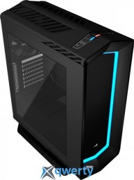 Aerocool P7-C1 (Black) (ACCM-P701011.11)  window acrylic