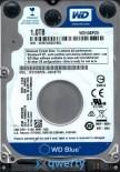 WESTERN DIGITAL HDD 2.5 1TB BLUE 5400rpm 128mb (wd10spzx)