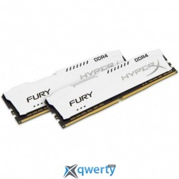 Kingston DDR4-2133 32768MB PC4-17000 (Kit of 2x16384MB) HyperX Fury White (HX421C14FWK2/32)
