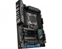 MSI X299 SLI Plus (s2066, Intel X299, PCI-Ex16) купить в Одессе