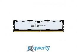 Goodram DDR4-2400 4096MB PC4-19200 IRDM White (IR-W2400D464L15S/4G)