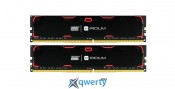 Goodram DDR4-2400 8192MB PC4-19200 (Kit of 2x4096) IRDM Black (IR-2400D464L15S/8GDC)