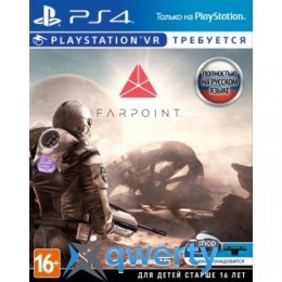 Farpoint PS4 VR (русская версия)