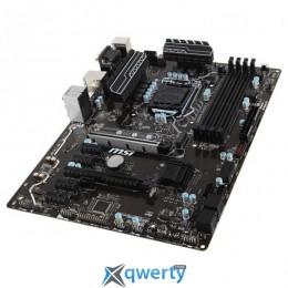 MSI H270-A Pro Bulk (s1151, Intel H270, PCI-Ex16)