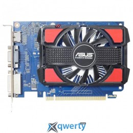 ASUS GeForce GT 730 2GB GDDR3 V2 (128bit) (700/800) (DVI VGA ,HDMI) (GT730-2GD3-V2) купить в Одессе