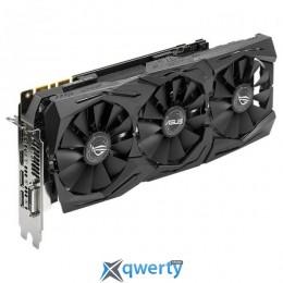 Asus PCI-Ex GeForce GTX 1080 ROG Strix Advanced Edition 8GB GDDR5X (256bit) (1657/11010) (DVI, 2 x HDMI, 2 x DisplayPort) (ROG-STRIX-GTX1080-A8G-11GBPS)