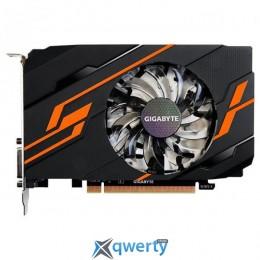 GIGABYTE GeForce GT 1030 2GB GDDR5 64-bit OC (1290/6008) (DVI, HDMI) (GV-N1030OC-2GI)