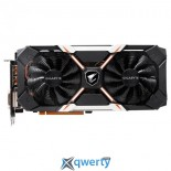 GIGABYTE GeForce GT 1060 6GB GDDR5 192-bit WindForce 2X Aorus Xtreme Edition (1645/9026) (DisplayPort×3, DVI×1, HDMI×3) (GV-N1060AORUS X-6GD)