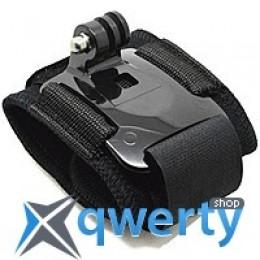 Крепление на бицепс для камеры Xiaomi Yi Sport Black (Лицензия) BMGP120