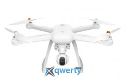 Квадрокоптер Mi Drone White 4K