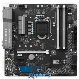 MSI B250M Bazooka OPT Boost (s1151,Intel B250, PCI-Ex16)