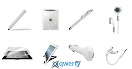 DIGITAL GADGETS STARTER KIT FOR iPAD MINI DGMINIBD-1 (7 ACCESSORIES)