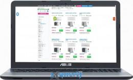 Asus VivoBook Max X541NC (X541NC-DM047) (90NB0E93-M00620) Silver