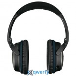 BOSE QUIETCOMFORT 25 WIRELESS HEADPHONES BLACK FOR APPLE (WWW 715053-0010)