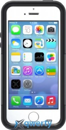 OTTER BOX COMMUTER SERIES iPHONE 5/5S CASE BLACK