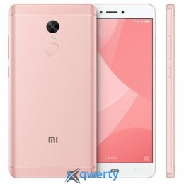 Xiaomi Redmi Note 4X (3+16Gb) Gb Pink