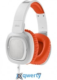 JBL On-Ear Headphone J88 White/Orange (J88-WOR)