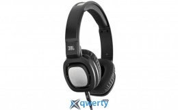 JBL On-Ear Headphone J88i Black (J88I-BLK)