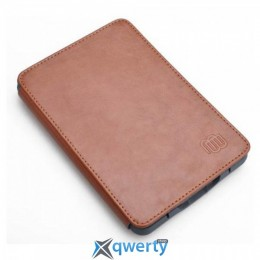 Amazon Kindle 4/5 Leather Cover Brown