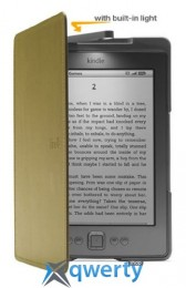 Amazon Kindle 4/5 Lighted Leather Olive Green