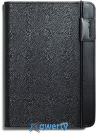 Amazon Kindle 6 Leather Cover Black