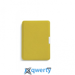 Amazon Kindle Paperwhite Leather Cover Honey