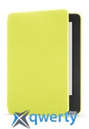 Amazon Kindle Voyage Leather Cover Citron