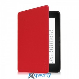 Amazon Kindle Voyage Leather Cover Red