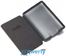 Amazon Kindle Voyage Leather Cover Slate Grey