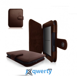CaseCrown Barnes&Noble Nook Touch Brown