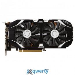 MSI PCI-Ex GeForce GTX 1060 V1 6GB GDDR5 (192bit) (1506/8008) (DVI, HDMI, DisplayPort) (GTX 1060 6GT V1)