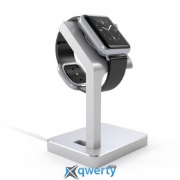 Satechi Aluminum Apple Watch Charging Stand Space Gray (ST-AWSM)