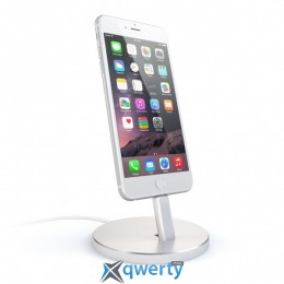 Satechi Aluminum Desktop Charging Stand Silver (ST-AIPDS)
